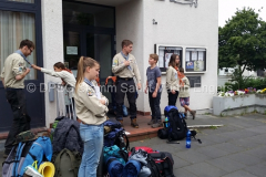 Gruppenfahrt Meute Adler Brexbachtal 2016