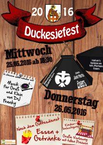 Duckesjefest 2016