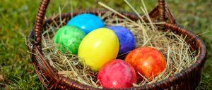 Frohe Ostern und Reparaturtag